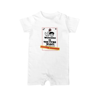 THE TYNC [Coming Soon ! - ROSE]  Baby rompers