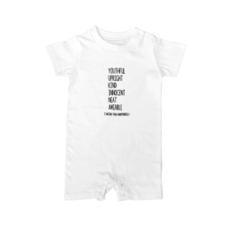 for YUKINA♡ Baby rompers