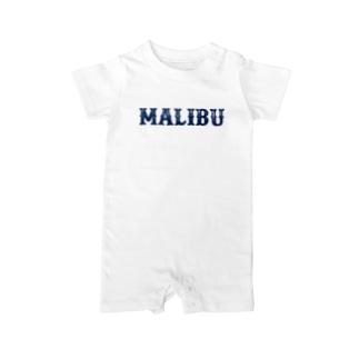 MALIBU Baby Rompers
