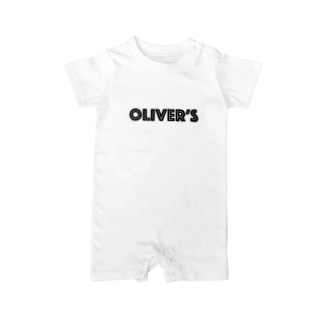 Oliver's logo Baby rompers