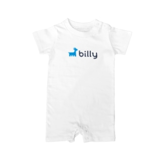 billy Baby Rompers