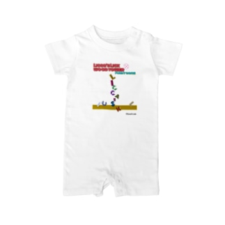 Licca's funnyゲーム Baby rompers
