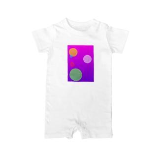 グラフィックデザイン032 Baby rompers