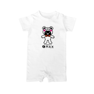 support(く)MAX whole body Baby rompers