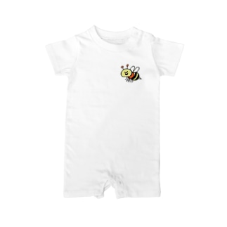 Busy Buzzing Bee Baby rompers