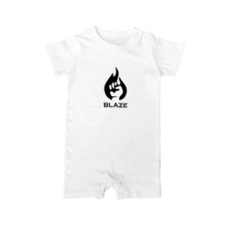 BLAZE Baby Rompers