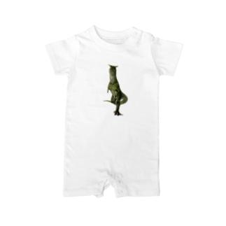 Carnotaurus Baby rompers