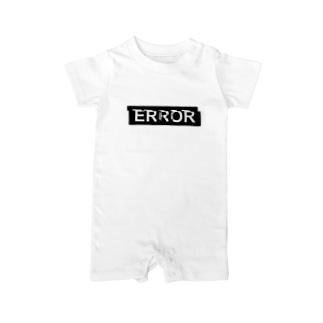 ERROR Baby rompers