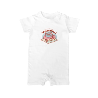 Yummy! Baby Rompers