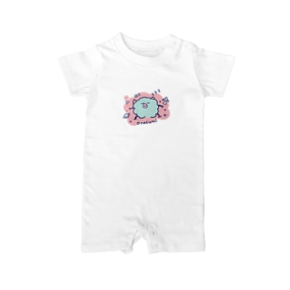 oyasumi Baby Rompers