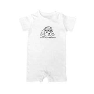 CKCS_水中マスク Baby rompers