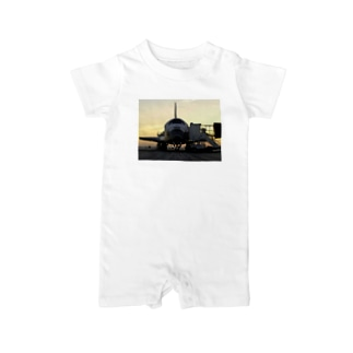 Discovery_mission_completed_スペースシャトル Baby rompers