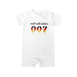 ぬるぬるズィーベン 007 null null sieben Baby rompers