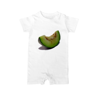 MELON-Ready to eat. Baby rompers