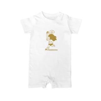 0623オリンピックデ― Baby rompers