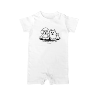 CT170 Toypoo &Pome*A Baby rompers