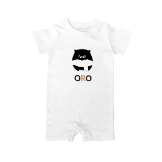 ORO TIMES GOODS Baby rompers