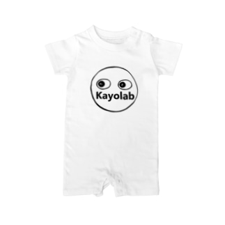 Kayolabくん Baby rompers