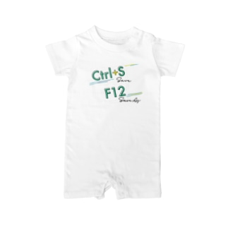 Excelショートカット グッズ〜保存 Baby rompers