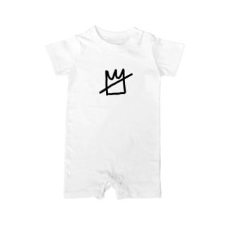 ストリート系ファッション Baby rompers
