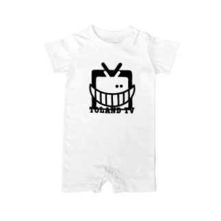 TOLAND TV 公式グッズ Baby rompers