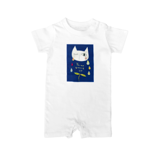 """A-nya.PoPo's Shopの""""You are growing up…"""" Baby rompers"""
