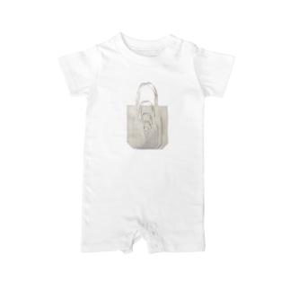 Bag In Bag Baby rompers