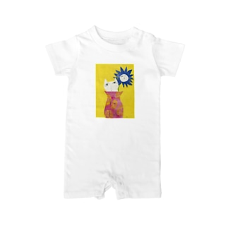 """I'm in Love..."" Baby rompers"