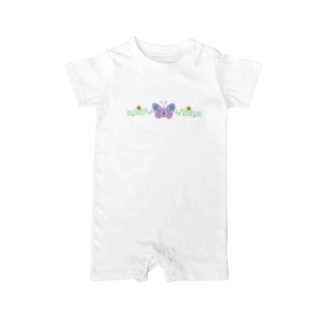 Butterfly Baby rompers
