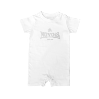 NOVOiS Tee COLOR Baby rompers