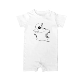 EXISTENCE _ Duck Baby rompers