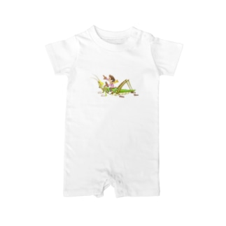 Let's Take Action With Dream Baby rompers