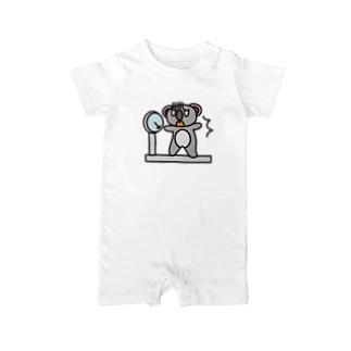 WEIGHT-koaland-コアランド- Baby rompers