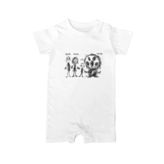 Family &Friends Baby rompers