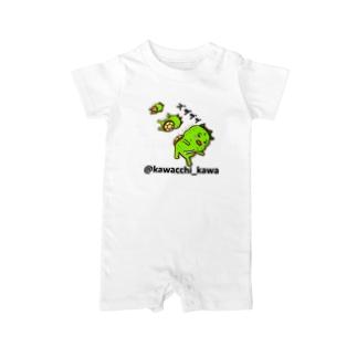 かわっち2017-14 Baby rompers