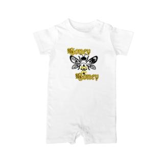 脇山恵太(honeyhoney)別Ver. Baby Rompers