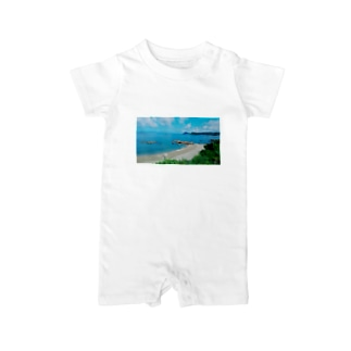 See sea... Baby rompers