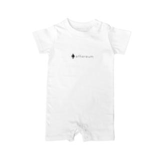 ethereum Baby rompers