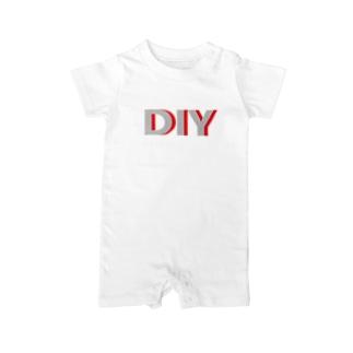 DIY  物作り大好き🔨 Baby Rompers