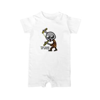 宇宙遊戯2 ヌンチャクバージョン  Baby rompers