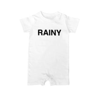 RAINY-レイニー- Baby Rompers