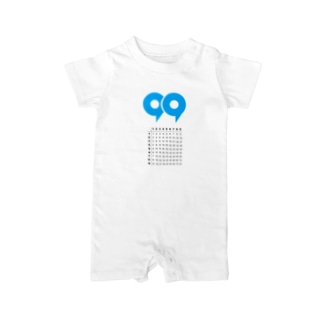 shop-99の99 Baby rompers