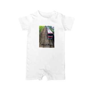 GoodTimes series-local Baby rompers