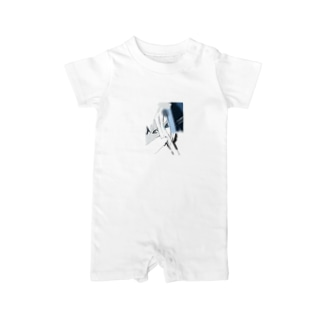 Rewzのhuyu Baby rompers