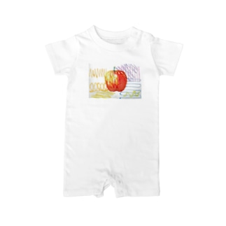 APPLE Baby rompers