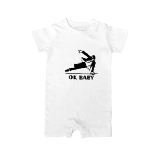 OK BABY Baby rompers