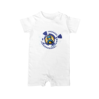 J2のSpaceMonkey Baby rompers