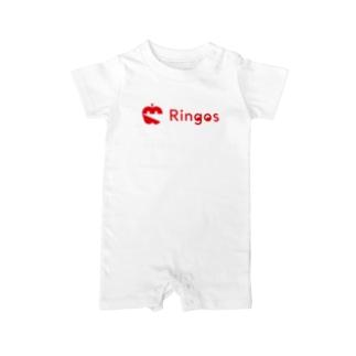 Ringos (リンゴズ) Baby rompers