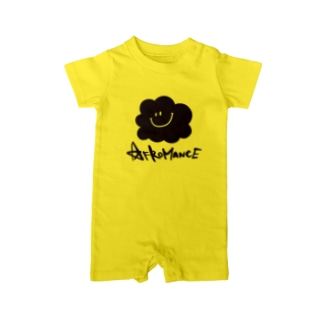 AFROMANCE - LOGO Baby rompers