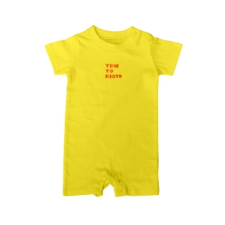 Time to RIOT!! Baby rompers